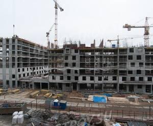ЖК «SREDA»: ход строительства 2 очереди