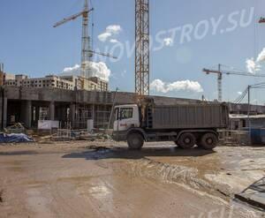 ЖК «Лучи»: ход строительства (фото из группы «Вконтакте»)