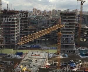 ЖК «Символ»: ход строительства квартал Свобода