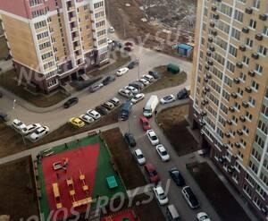 ЖК «Видный берег»: придомовая территория (фото из группы «Вконтакте»)