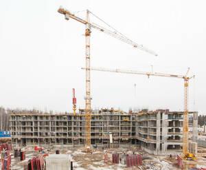 ЖК «Северный»: ход строительства корпуса 6