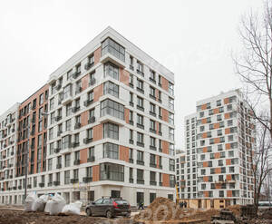 ЖК «Северный»: ход строительства корпуса 7
