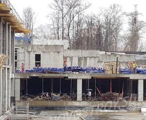 Квартал «Тетрис»: ход строительства 1 очереди (фото из группы «Вконтакте»)