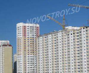 ЖК «Первый Московский»: ход строительства корпуса 31 (фото из группы «Вконтакте»)