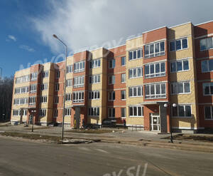 Малоэтажный ЖК «Малая Истра»: ход строительства дома 32 (фото из группы «Вконтакте»)