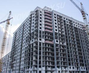 ЖК «Люберецкий»: ход строительства корпуса 2а
