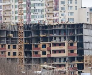 ЖК «Зелёные аллеи»: ход строительства корпуса 2.4