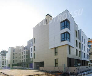 ЖК «Загородный квартал»: ход строительства дома 15