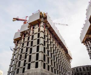 МФК «Пресня Сити»: ход строительства