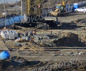 ЖК «Столичный»: ход строительства корпуса 5