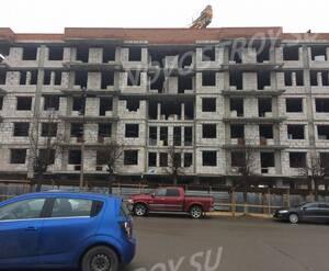 ЖК «Центральный» (Звенигород): ход строительства дома 1