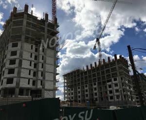 ЖК «Парк Легенд»: ход строительства