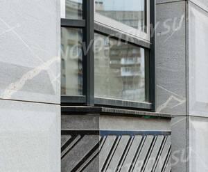 ЖК «Суббота»: фрагмент фасада