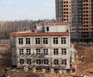 ЖК «Новоград «Павлино»: ход строительства детского сада