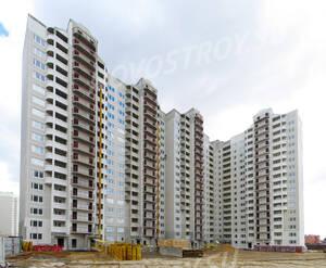 ЖК «Южное Видное»: ход строительства дома 12