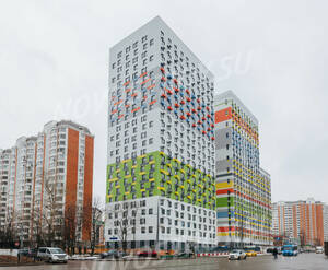 ЖК «Ярцевская 24»: ход строительства