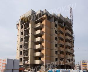 ЖК «Сакраменто»: ход строительства корпуса 5