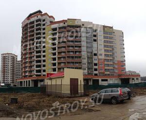 ЖК «Бородино» (Кутузово): ход строительства дома 12