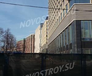 МФК «ВТБ Арена Парк»: ход ситроительства