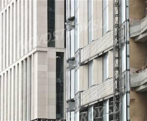 МФК «ВТБ Арена Парк»: фрагмент фасада