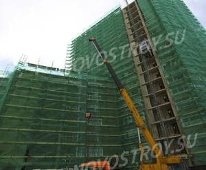 ЖК «Дом на улице Коминтерна»: ход строительства