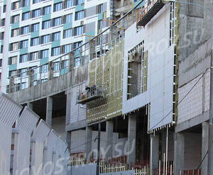 ЖК «Лица»: ход строительства
