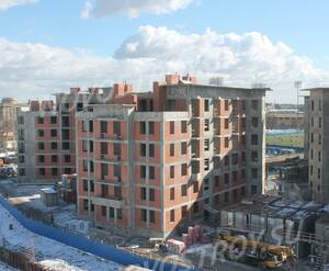 МФК «ROYAL PARK»: ход строительства