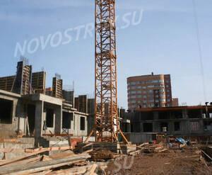 ЖК «Центр Плюс»: ход строительства (фото из группы «Вконтакте»)