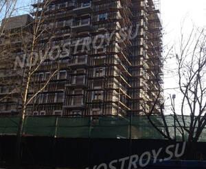 ЖК «Вересаева, 11»: ход строительства