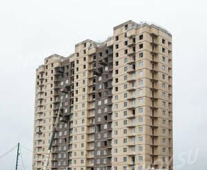 ЖК «Люберцы 2017»: ход строительства корпуса 29 (фото из группы «Вконтакте»)