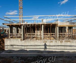 ЖК «Ильинские луга»: ход строительства корпуса 39