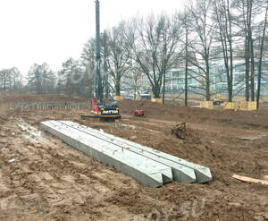 ЖК «Скандинавия»: ход строительства корпуса 9.1