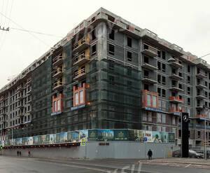 ЖК «ДипломатЪ»: ход строительства