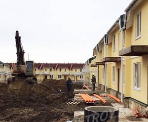 Малоэтажный ЖК «Есенин Village»: ход строительства