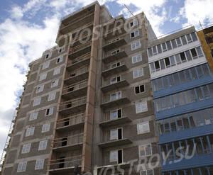 ЖК «Полар-Южный»: ход строительства корпуса 3