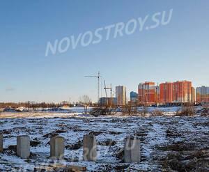 ЖК «Новая Охта. На речке»: ход строительства корпуса 11
