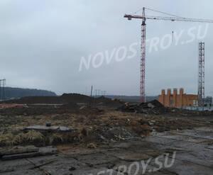 ЖК UP-квартал «Скандинавский»: ход строительства корпуса 4