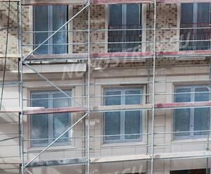 МФК «I'M»: работы по отделке фасадов