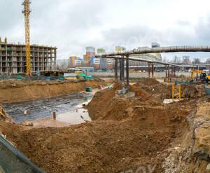 ЖК «Аннино Парк»: ход строительства корпуса 2