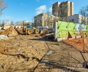 ЖК «Дом на Усиевича»: работы по организации фундамента