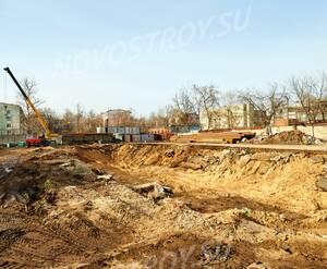 ЖК «Дом в Кузьминках»: работы по организации фундамента