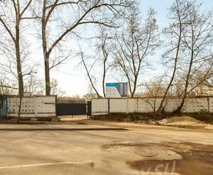 ЖК «Дом в Кузьминках»: въезд на стройплощадку