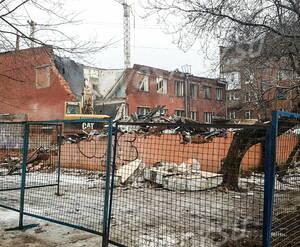 ЖК «Нескучный Home & SPA»: снос старых строений