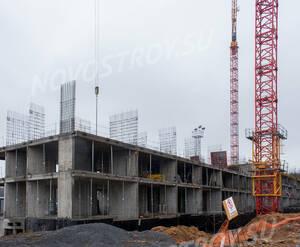 ЖК «Саларьево Парк»: ход строительства корпуса 4