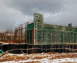 ЖК «Римского-Корсакова 11»: ход строительства корпуса 2