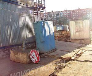ЖК «Свой»: строительная площадка