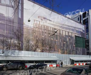 МФК «Loftec»: фасад корпуса