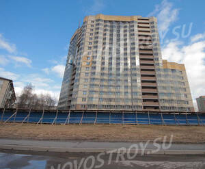 ЖК «Босфор»: ход строительства