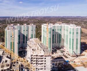 ЖК «Изумрудные холмы»: ход строительства (фото из группы «Вконтакте»)