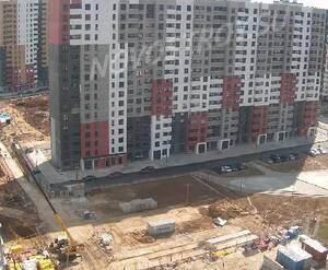ЖК «Новые Ватутинки» (мкр. Центральный): ход строительства корпуса 20-1